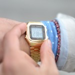 DETAILS GOLD CASIO