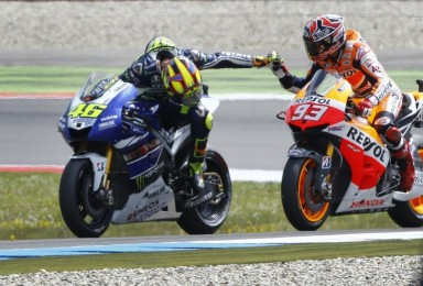 Assen Moto GP with Gas Jeans