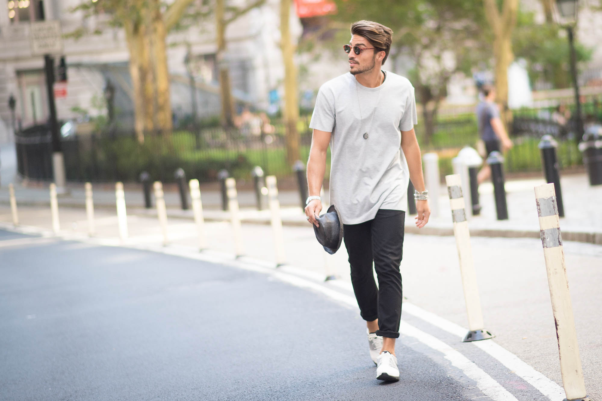 Street style _ mdvstyle _ mariano di vaio _New York Fashion Week