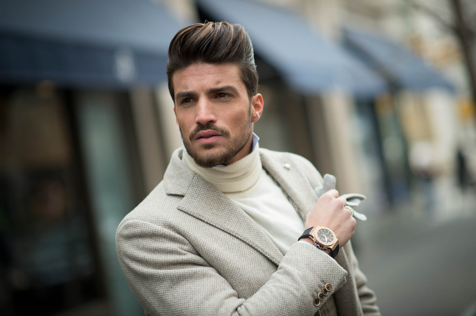 HUBLOT Big Bang Mariano DI Vaio