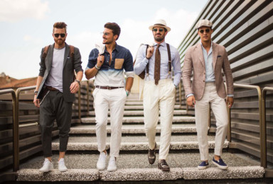 Pitti Immagine 88 - Total White By Tommy