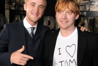 Tom Felton: Draco Malfoy has grown