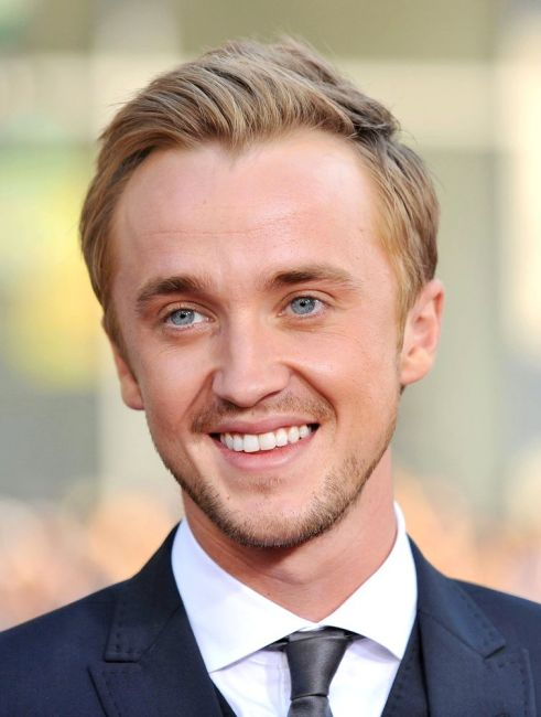 Tom Felton Draco Malfoy Has Grown Mdv Style Street Style Magazine
