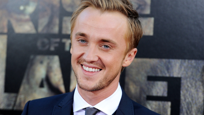 Tom Felton, Harry Potter, Flash, CW, seriado, novidades