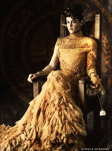 Hunger Games Mockingjay day: our favourite looks from Panem