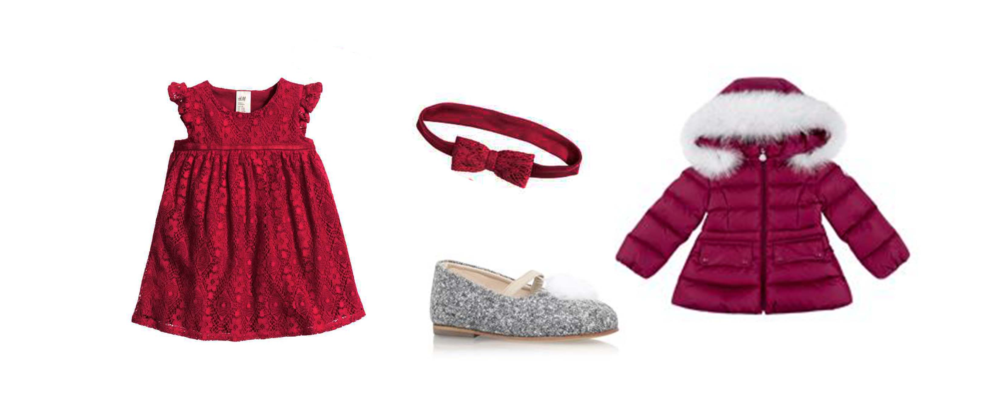 HOW TO DRESS YOUR BABY FOR CHRISTMAS