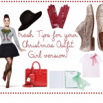 AROUND THE XMAS TREE: FRESH TIPS FOR YOUR CHRISTMAS OUTFIT GIRL VERSION