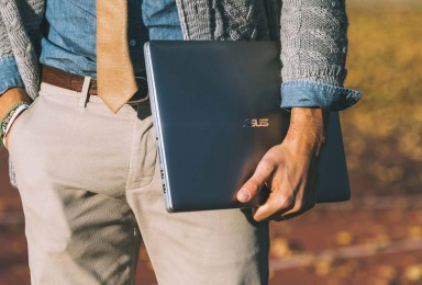 My #ZenOutfit for Asus ZenBook