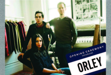 ORLEY - EMERGING DESIGNERS TO KEEP AN EYE ON