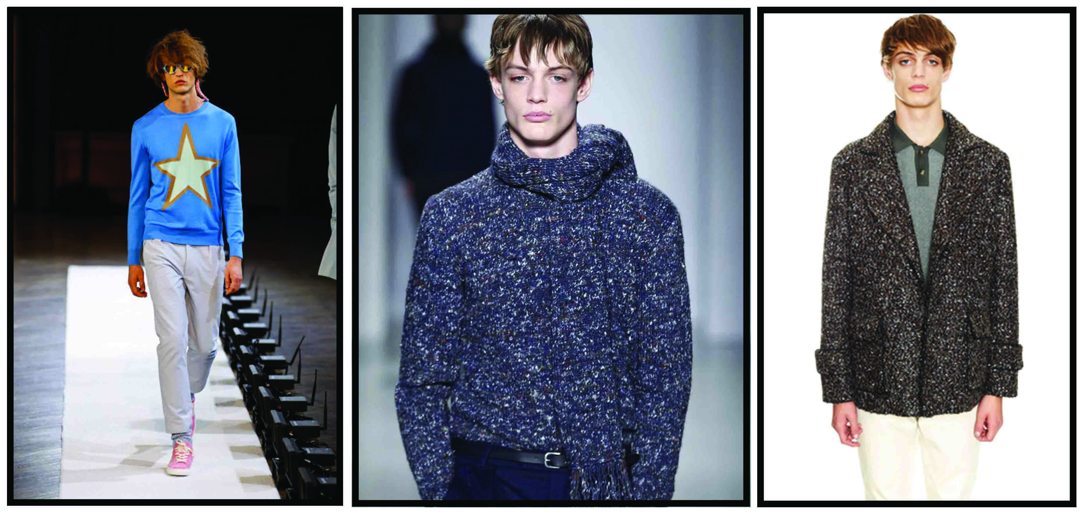 Orley Knitwear: SS13 Collection