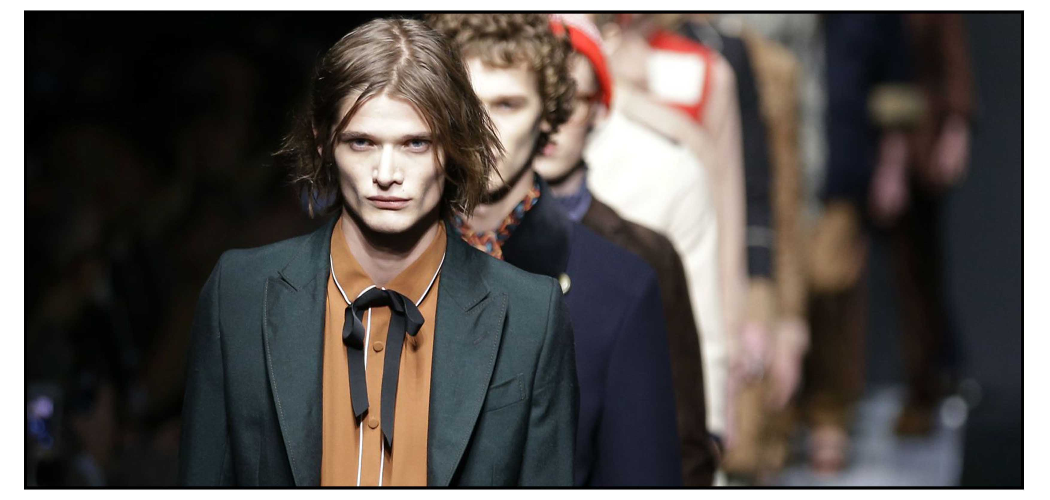 ANDROGYNOUS LOOK - STREET MEN'S TRENDS - MDV Style ...