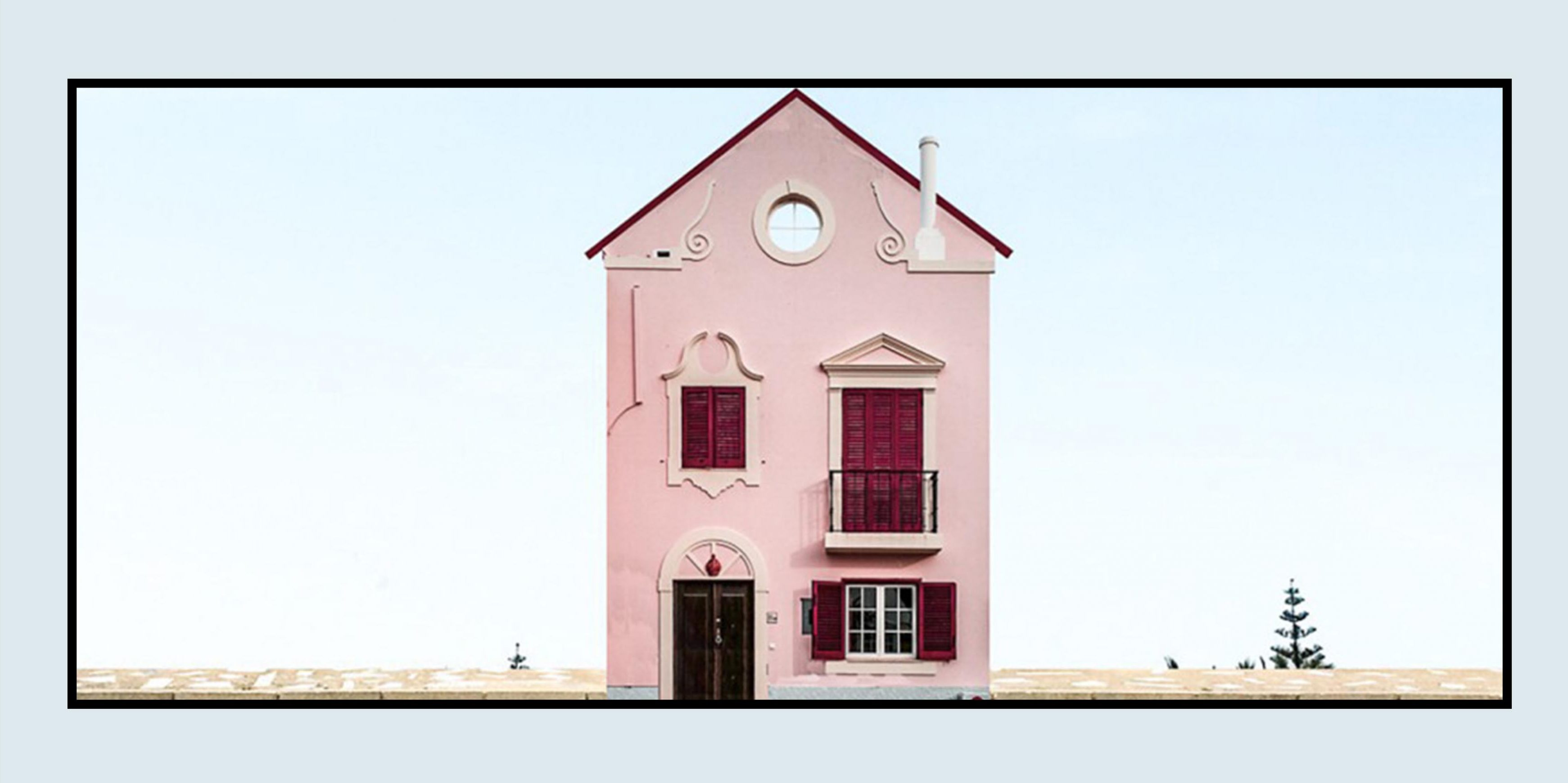 The Whimsical Colorful Lonely Houses Of Portugal