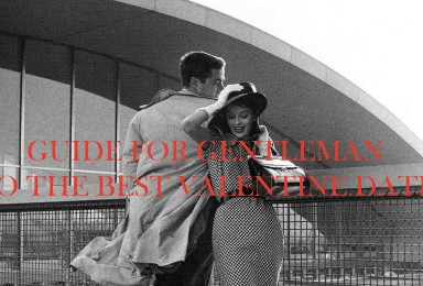 Guide for Gentleman to Valentine's best inexpensive dates