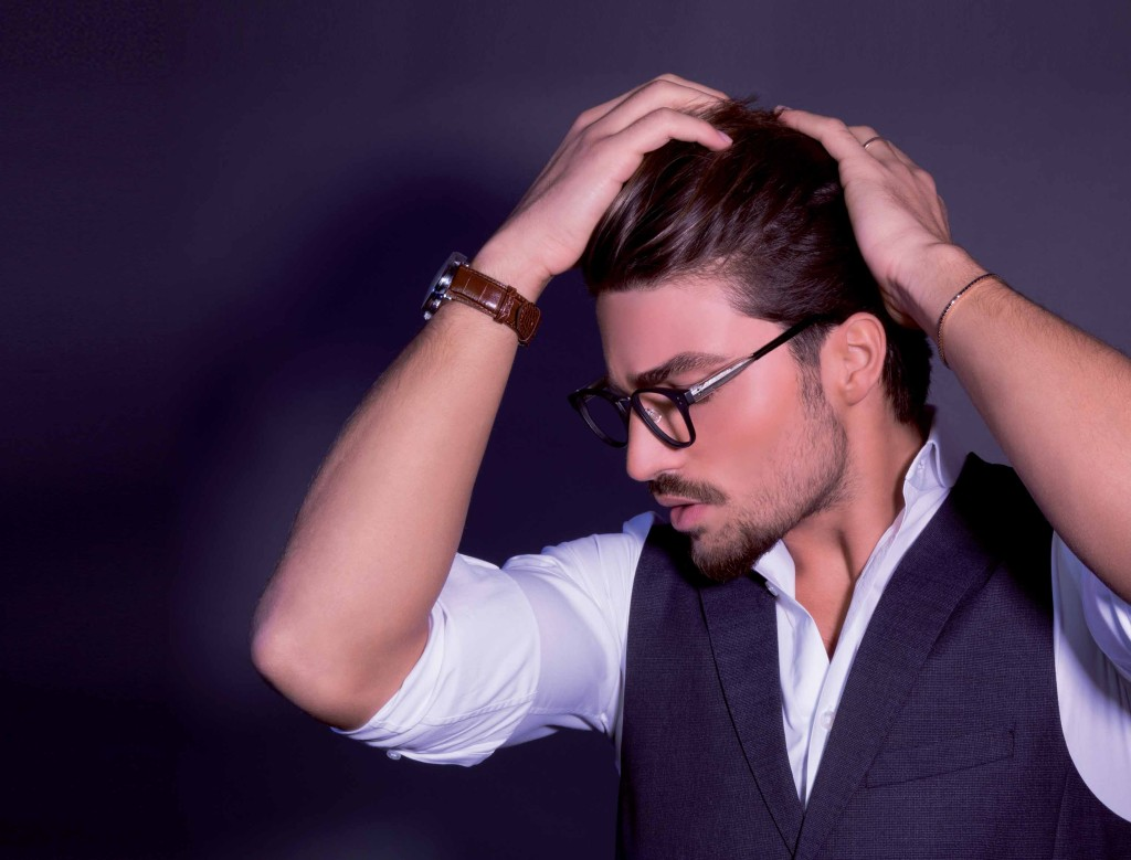 Hairstyle 2018 new style