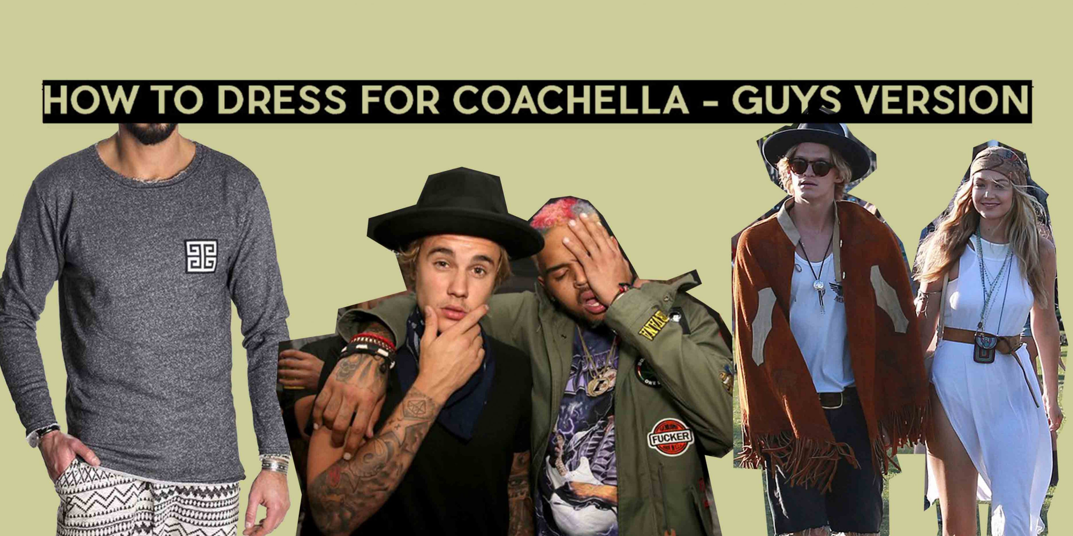 2a0e06a1 HOW TO DRESS FOR COACHELLA GUYS VERSION - MDV Style | Street Style ...