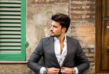 MARIANO DI VAIO WEARS RAFAEL NADAL CAPSULE COLLECTION FOR TOMMY HILFIGER