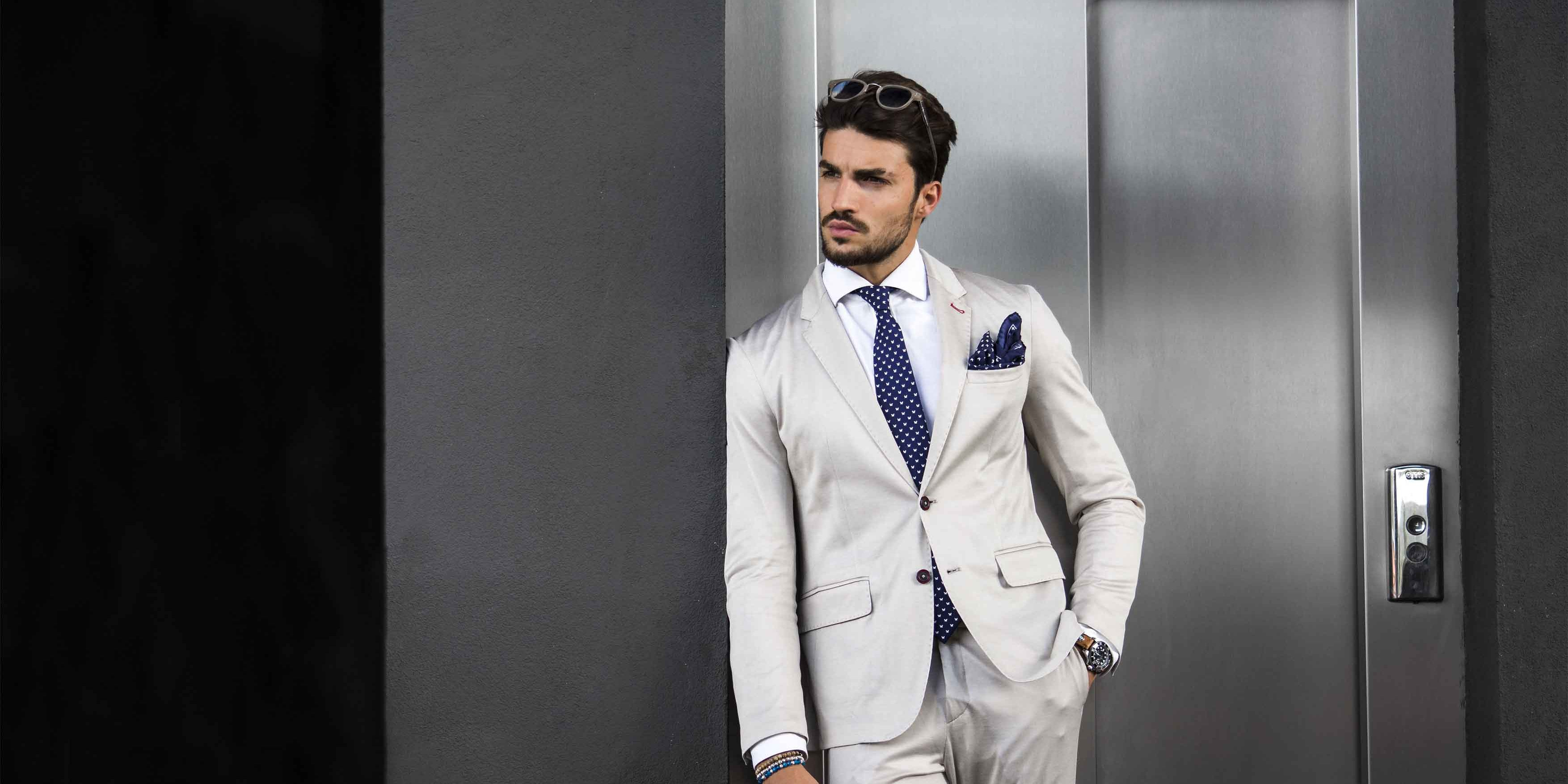 WEDDING GUEST OUTFIT FOR MEN WHAT TO WEAR A
