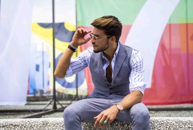 MDV GOES TO PITTI PART 1 - Mariano Di Vaio at Pitti Uomo 2016