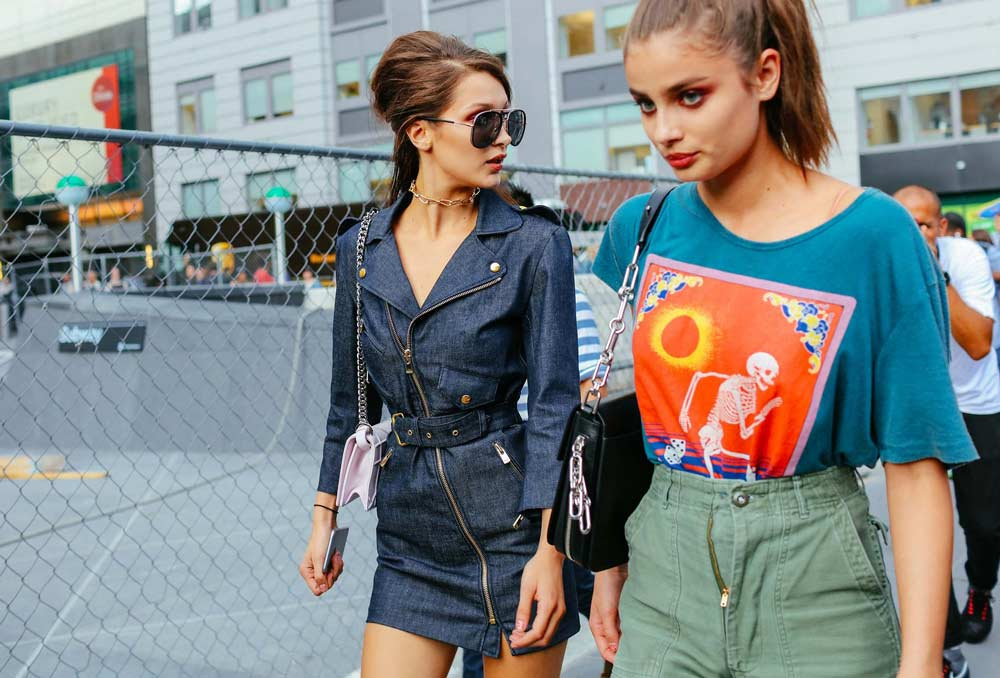 Street Style In New York Where Mdv Style Is Born