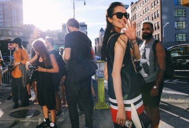 STREET STYLE IN NEW YORK – WHERE MDV STYLE IS BORN