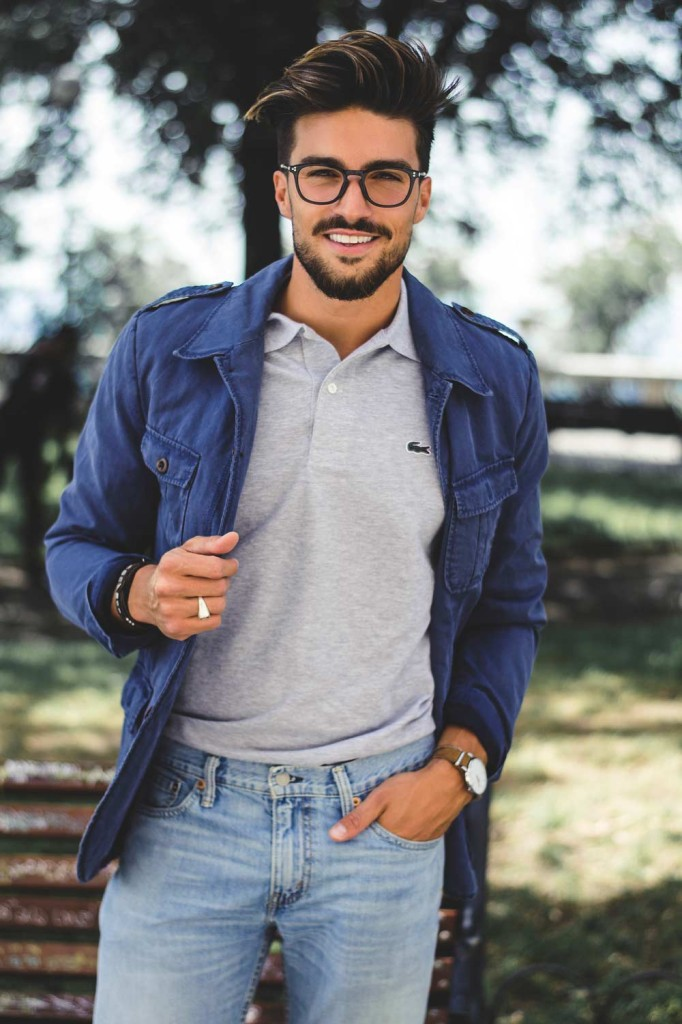 HOW TO WEAR POLO SHIRT: 80S CASUAL – LACOSTE STYLE GUIDE