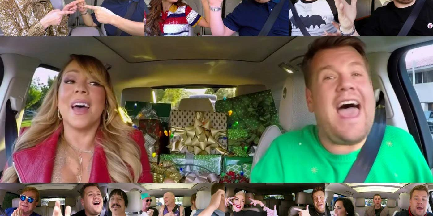 ALL I WANT FOR CHRISTMAS\' CARPOOL KARAOKE IS EXACTLY ALL YOU WANT ...