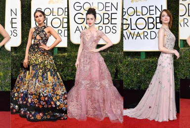 THE 10 BEST DRESSED AT THE GOLDEN GLOBES FOR MDV STYLE