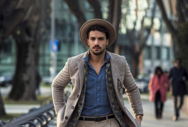 CLASSY OUTFIT BY MISSONI AND NOHOW - MDV AT MILAN FASHION WEEK MEN'S 2017