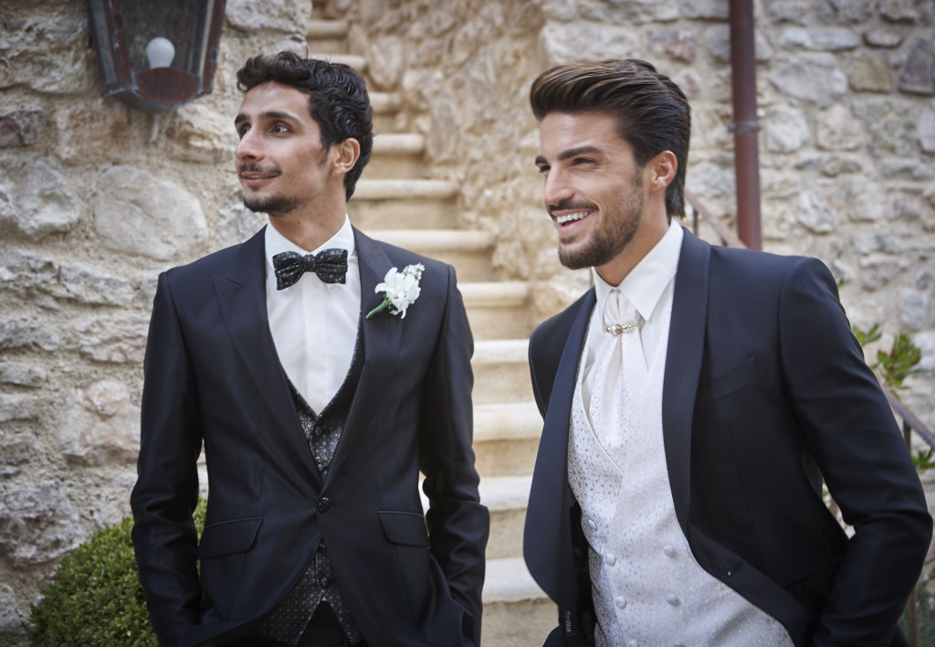 Mariano Di Vaio Choose Carlo Pignatelli For His Marriage