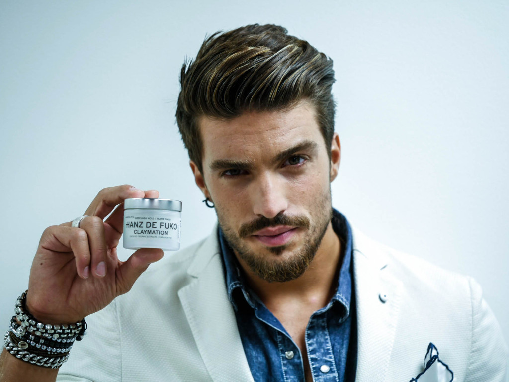 How To Do Mariano Di Vaio S Hair Featuring His Wedding