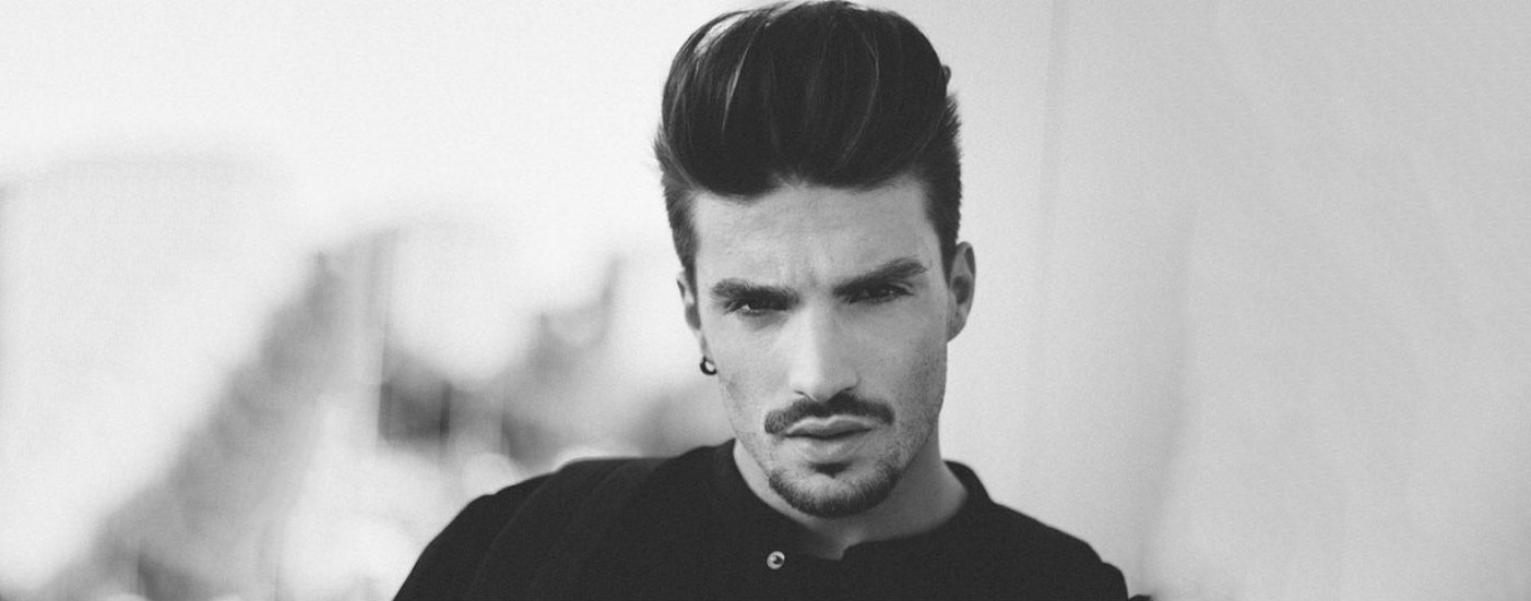 Mens hairstyle guide face shape